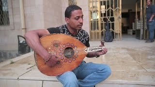 Free music lessons as an outlet in war-torn Yemen