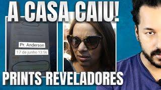VAZA PRINTS REVELADORES! CASO FLORDELIS - AS VERDADES COMEÇAM A SURGIR