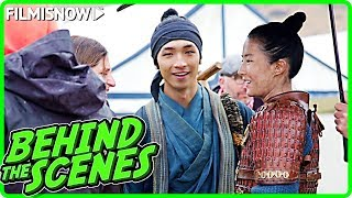 MULAN (2020)   Behind the Scenes of Disney Live-Action Movie (Part1/2)