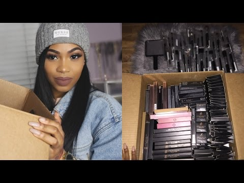 PR Mail Makeup Haul - Anastasia Beverly Hills♥