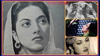 SURAIYA-Film~KANCHAN~{1955}~Yaad Aa Raha Hai Dilko Bhoola Hua Zamana~[ Great Gem-Best Audio ]