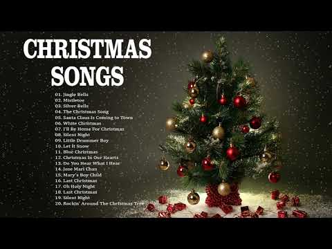 Best Old Christmas Songs 2018 -  Popular Christmas Songs Playlist