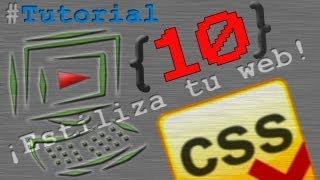 Tutorial #10 CSS y HTML - Atributo de padding