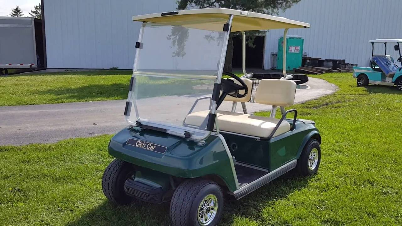 Club Car Ds Golf Cart For Sale From Saferwholesale Com Youtube