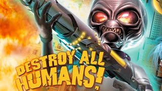 Destroy All Humans (PS4) Episode 5: Visiting The White House!