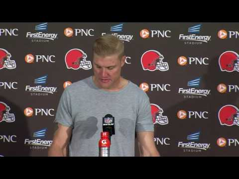 Josh McCown On Why He Didn't Come Out vs Ravens (NFL Week 2 2016) - NFL Highlights HD