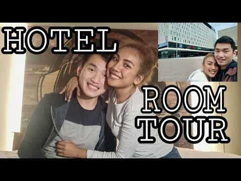Cheap Amsterdam Hotel Room Tour | Jaz Hotel / Promo Code Below