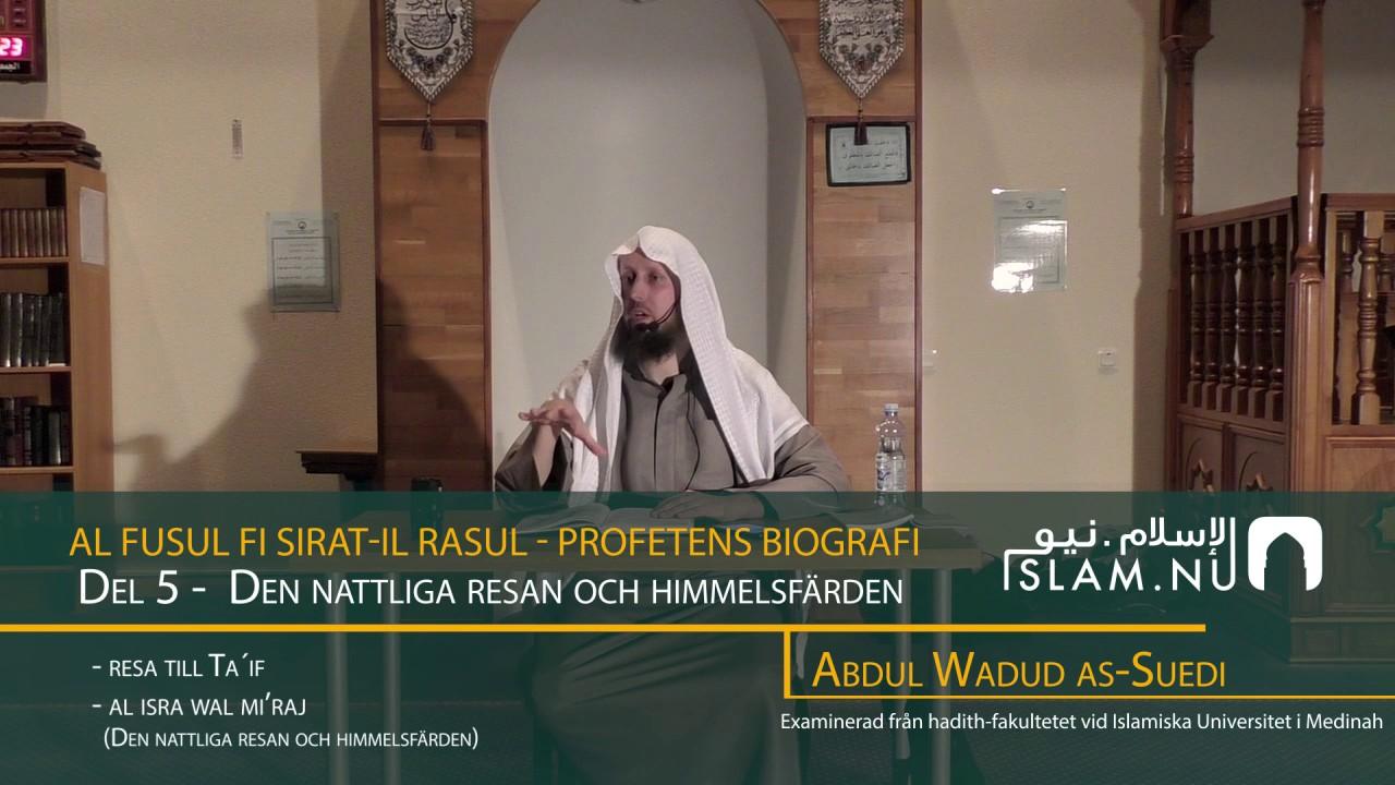 Profetens Biografi | salla Allahu 'alayhi wa sallam | Del 5
