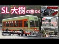 鬼怒川温泉から日光東照宮へ・軌道タイプバス、SL 大樹の旅 03