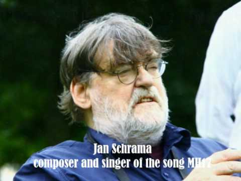 MH17 commemoration - herdenking juli 2017 - Song by Jan Schrama