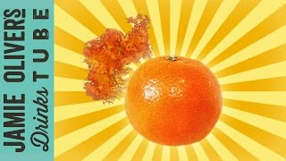 How to Flame an Orange Peel | One Minute Tips | Joe McCanta
