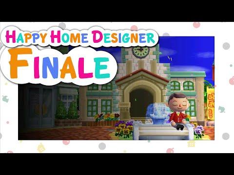 Animal Crossing: Happy Home Designer :: FINALE (# 49) - The Grand Hotel!