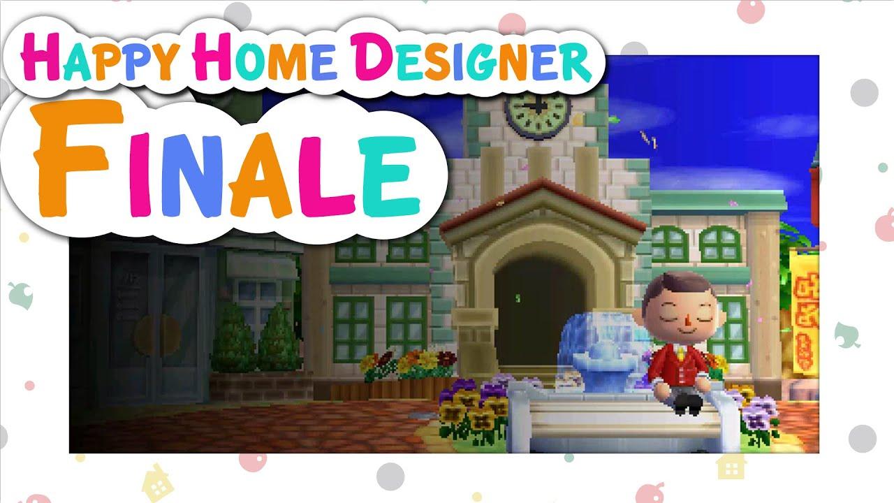 Animal crossing happy home designer finale 49 the grand hotel youtube for Animal crossing happy home designer hotel
