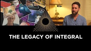 The Legacy of Integral, Rebel Wisdom Podcast