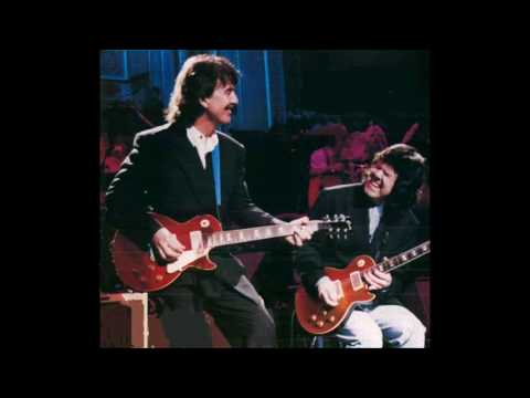 Gary Moore - The Sky Is Crying - Royal Albert Hall (George Harrison's concert) - 6th April 1992
