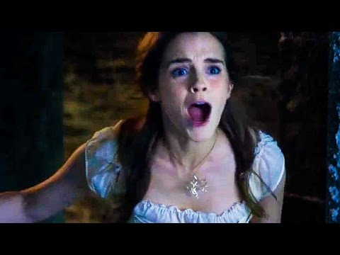 Beauty and the Beast ALL TRAILER & CLIPS (2017)