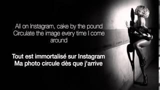 Repeat youtube video Beyoncé   Yoncé Partition Traduction française + Lyrics HD1
