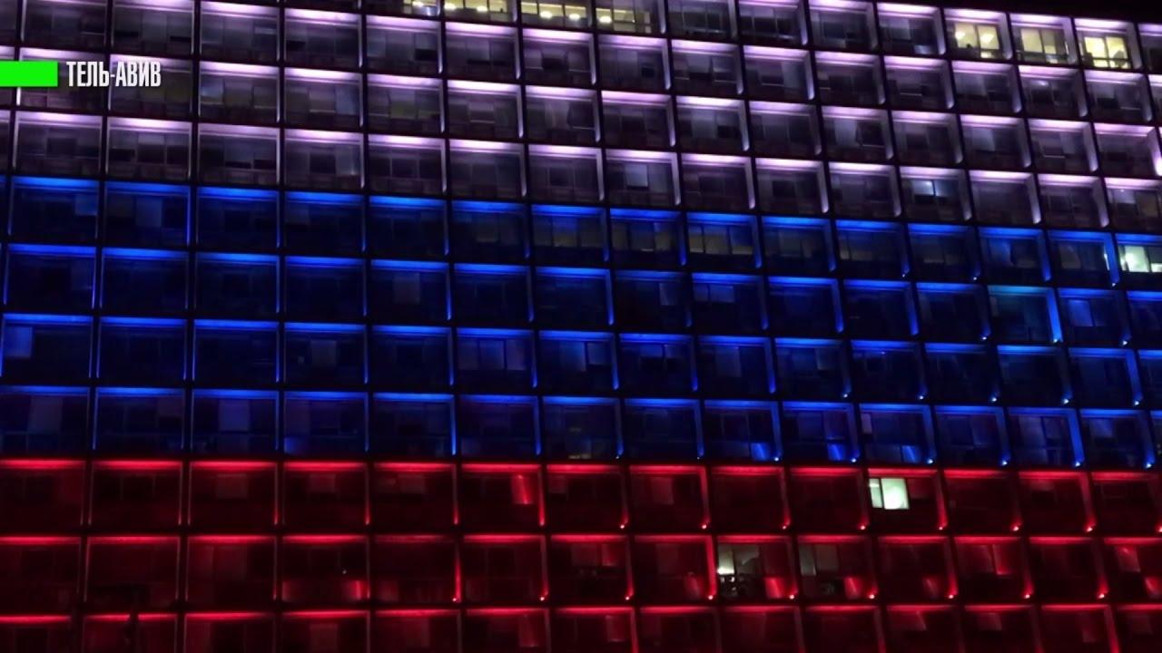 Мир скорбит вместе с Россией: акции в память о жертвах теракта в петербургском метро