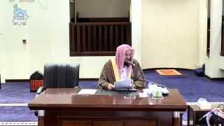 شرح كتاب اللآلئ المنظومة في اعتقاد الفرقة المرحومة (اليوم الثالث) ... الدكتور ياسر الربيع