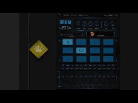 StudioLinked - DRUM PRO VST (Free Drum Machine) Hip-Hop,Trap,EDM