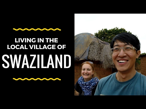 A Sneak Peak into the Local Villages of Swaziland