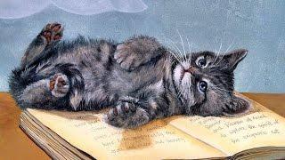 Книги про котов  для детей и взрослых