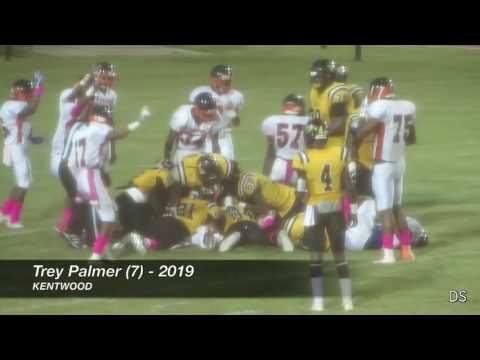 Kentwood 14, St. Helena 13 (Extended) - Week 7 (Rivalry Game)