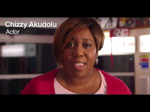 Chizzy Akudolu 'Act F.A.S.T. Dial 999'