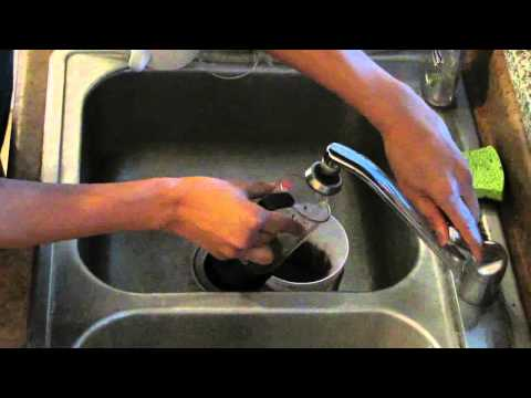 How to Clean a French Press with a Funnel and a Coffee Filter