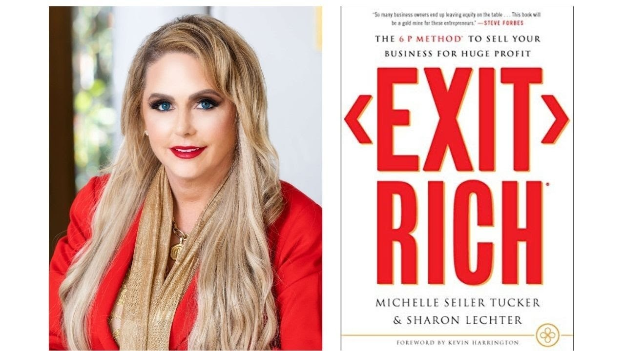 Image for Exit Rich: How to Build a Sustainable, Scalable, and Sellable Business webinar