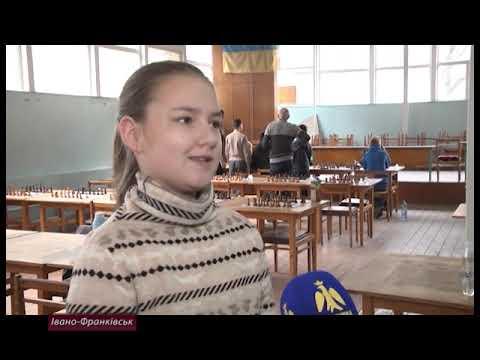 Школярка з Івано-Франківська перемогла на чемпіонаті України з шахів