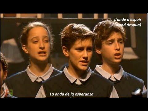 / Les Choristes - Vois Sur Le Chemin / Traducción y Pronunciación del Francés al Español