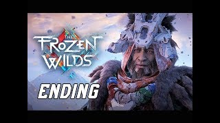 Horizon Zero Dawn The Frozen Wilds Gameplay Walkthrough Part 16 - ENDING (PS4 Pro DLC)