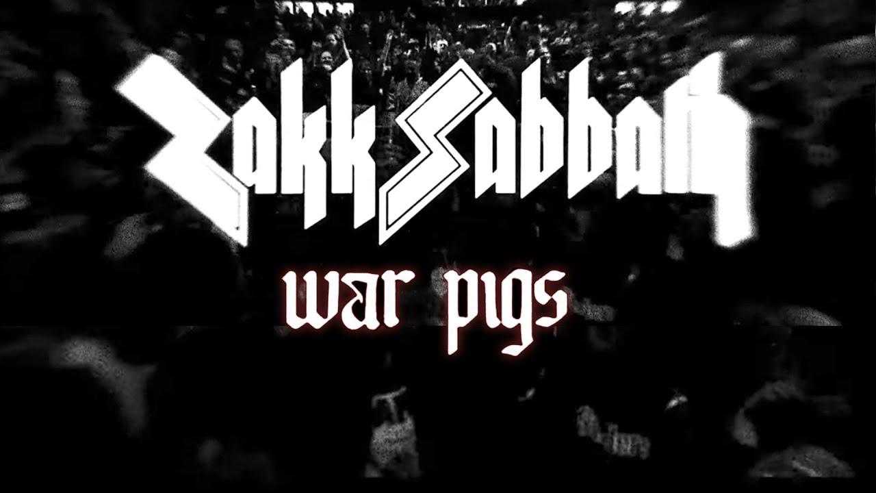 Zakk Sabbath - War Pigs  Official Music Video