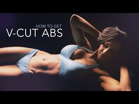 How To Get V-CUT ABS (For Women!)