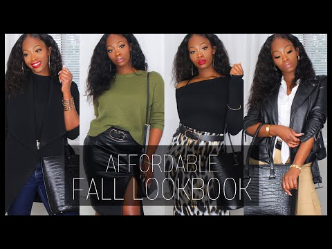 FALL LOOKBOOK 2019 + HOW TO ELEVATE YOUR LOOK | Maya Galore