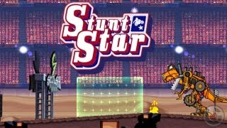 Stunt Star The Hollywood Years - iPhone & iPad Gameplay Video