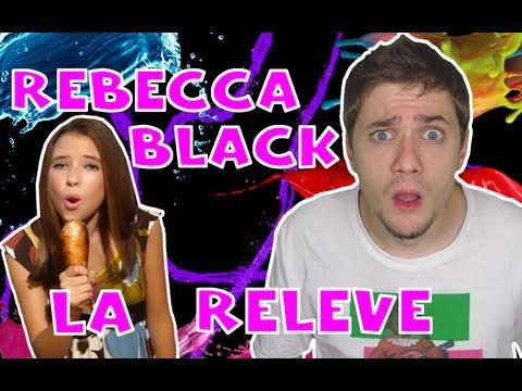 Rebecca Black la Relève - SLG N°40 - MATHIEU SOMMET