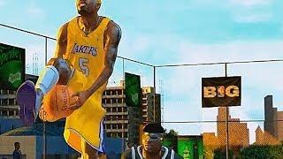 TOP 20 BEST SECRET DUNKS - NBA 2K14 !!! 2014 ....2pac, biggie, lil wayne streetball mod