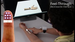 Tacttoo: A Thin and Feel-Through Tattoo for On-Skin Tactile Output