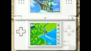 ANNO 1701: Dawn of Discovery Nintendo DS Trailer -