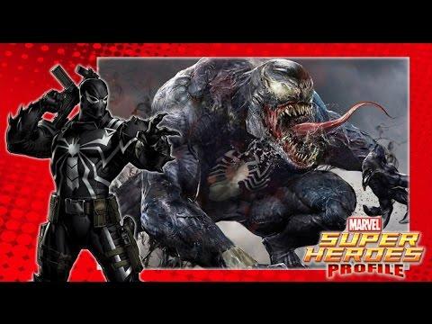 [SHP] 09 ประวัติ Agent Venom กับความจริงที่เหลือเชื่อของ Symbiotes