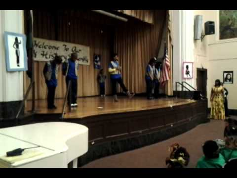 Fort Dearborn Drama Club I have a dream speech