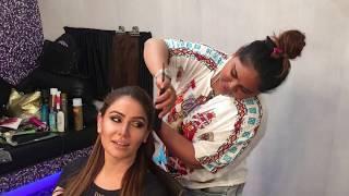 Kangana Sharma Makeover By Kalpesh Joshi Songe Parde Mein Rahne Do