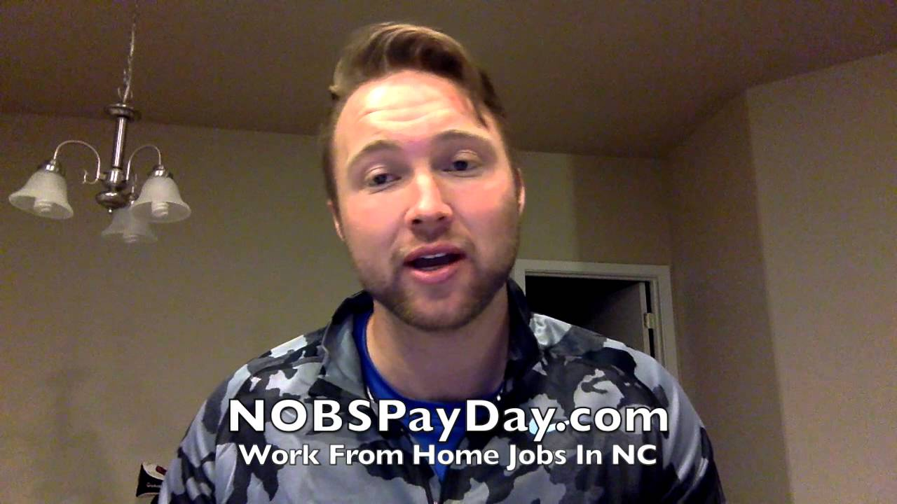 Work From Home Jobs In NC - From Charlotte To Raleigh North Carolina (Legit)