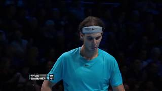 2013 ATP Hot Shots - Federer / Tsonga / Djokovic / Nadal / Ferrer and more