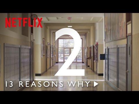 13 Reasons Why | Season 2 Announcement [HD] | Netflix