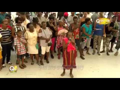 Q in the Community Barbados karaoke