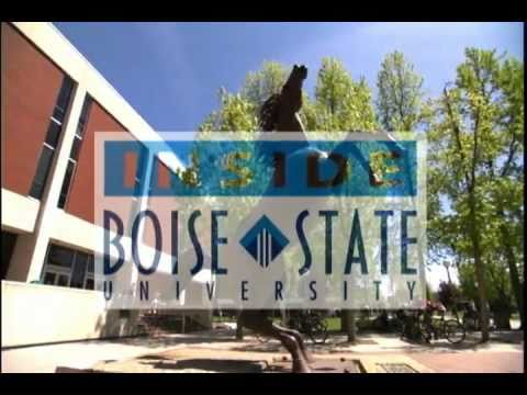 Go Inside Boise State - Watch Us On YouTube