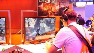 BlueStacks at E3 2016 (New Video Games & Consoles)